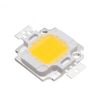 Chip LED COB Proyector 10W. Luz Fría