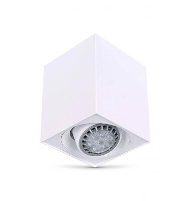 Foco Superficie LED Surfy Cubo GU10