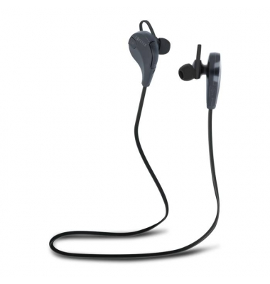 Auriculares Bluetooth BSH-100 Negro . Forever