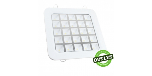 Downlight LED Interior 25W Round