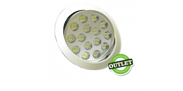 Downlight LED Interior 27W Bascule