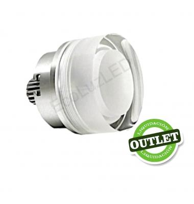 Foco Empotrar LED Interior 3W Metacrilato