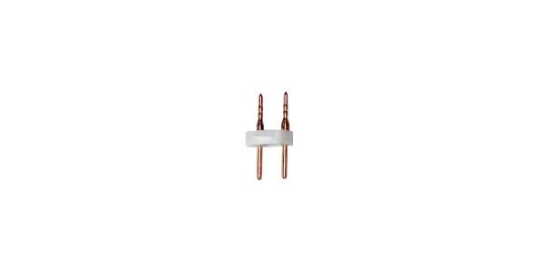 Unión conector 2 Pin Tira 220V
