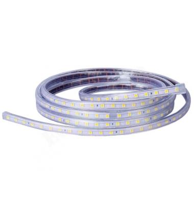 Tira RGB 4.8W 220VAC. Flexible 1 metro (60LEDs/m) SMD3528