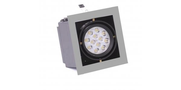 Foco Empotrar LED Interior 14W Indra 1 luz