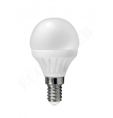 Bombilla LED E14 Esférica 4W