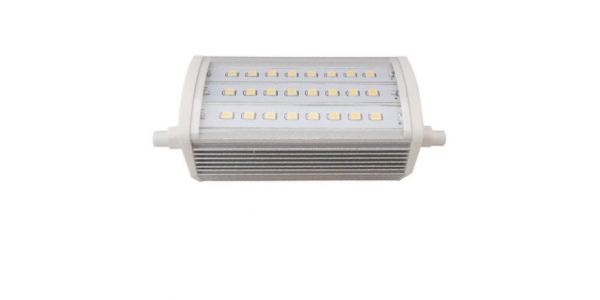 Bombilla LED R7s 5W 78mm
