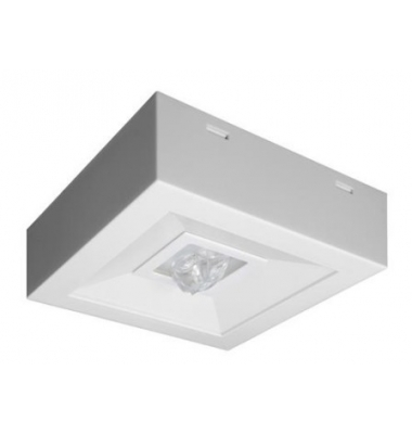 Emergencia LED 1W Lovato II. Superficie