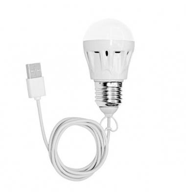Bombilla LED USB Portátil 5W