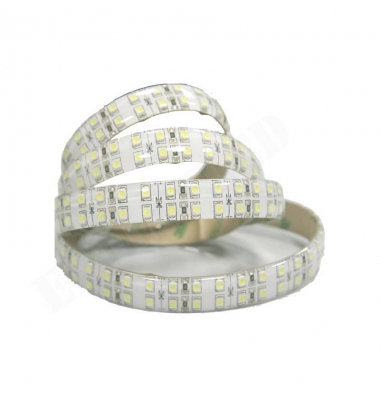 Tira LED 19.2W/m Flexible 5m (240 LEDs/m) Exterior IP65