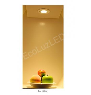 Bombilla LED GU10 5W Regulable. Cerámica