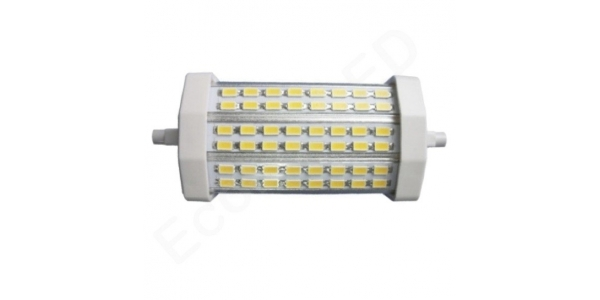 Bombilla LED R7s 10W 118mm