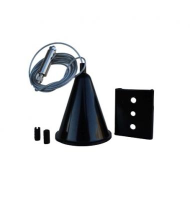 Kit Suspensión Carril Monofásico