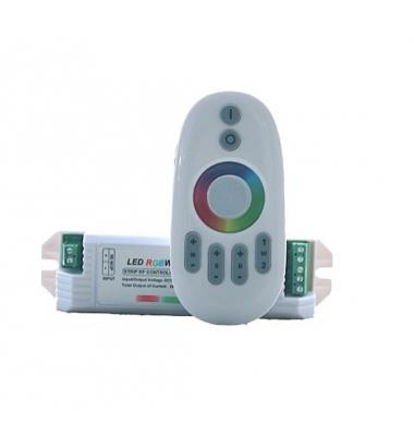 Mando Táctil SR RGBW 192W/12V. Control Remoto