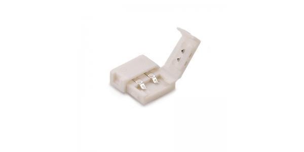 Unión conector tiras LED