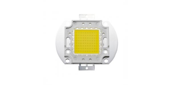 Chip LED COB Proyector 50W. Luz Cálida