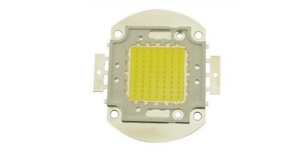 Chip LED COB Proyector 70W. Luz Fría