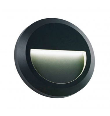 Baliza Superficie LED 2W. Interior-Exterior. Bora.