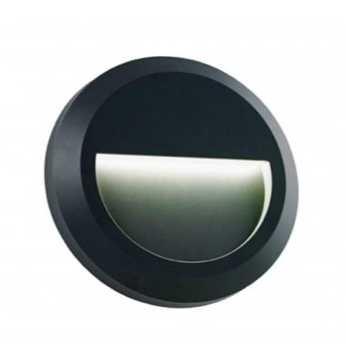 Baliza Superficie LED Interior Bora 1.5W Luz Natural