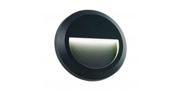 Baliza LED Interior Bora 1W. Luz Natural