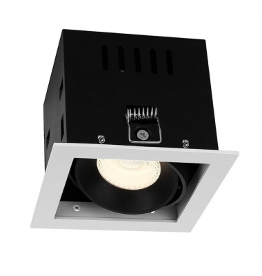 Foco Empotrar LED Interior 10W Retail 1 luz