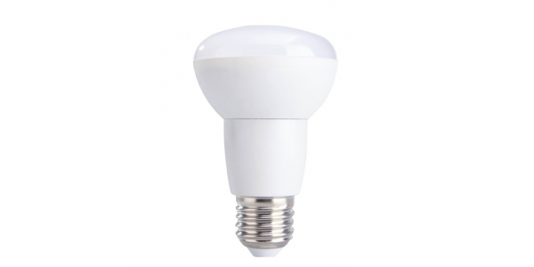 Bombilla LED Reflectora R63 8W. 760 Lm. Blanco Cálido