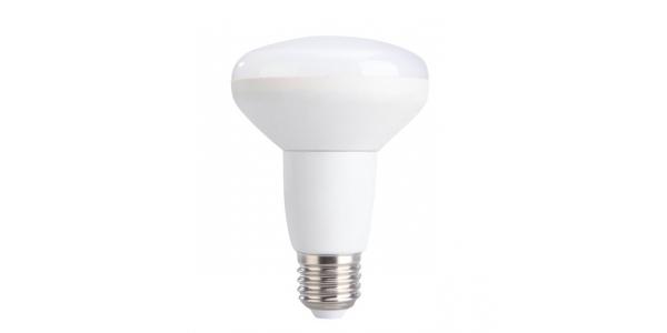 Bombilla LED E27, Reflectora, R80 10W, 3000k, Blanco Cálido, Ángulo 180º