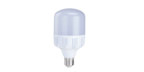 Bombilla LED E27, Tubular, 15W. 3000k, Blanco Cálido. Ángulo 270º