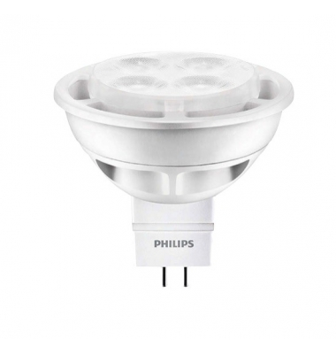Bombilla LED Philips MR16 5.5W 36º - 2700k