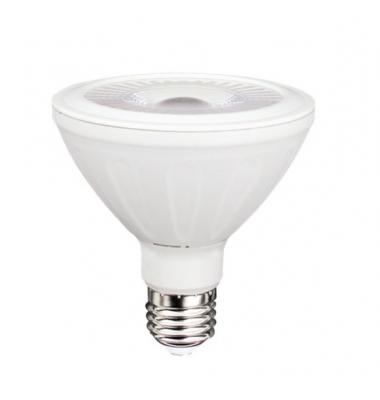 Bombilla LED E27, PAR30, 13W COB, 6000k, Blanco Frío, Ángulo 38º, 1150 Lúmen