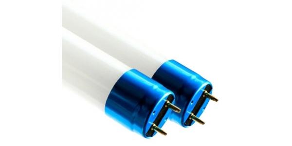 Tubo LED T8 8W Glass 60 cm Mate