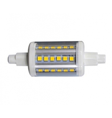 Bombilla LED R7s 5W 78mm. Lineal