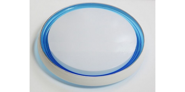 Plafón Superficie LED 20W Azul. Galaxy