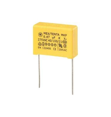 Condensador antiparpadeo