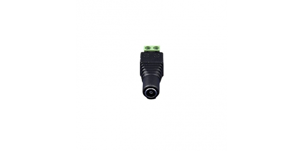 Conector LED  Jack Hembra sin cable