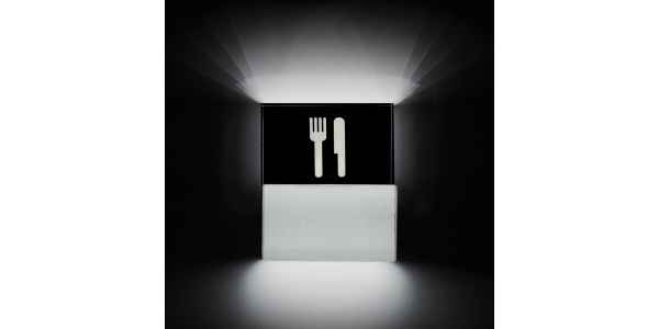 Aplique Pared LED Restaurant. 9W. Fabricados a medida