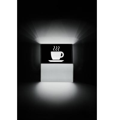 Aplique Pared LED Coffee. 4.5W.