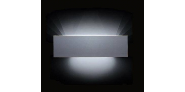 Aplique Pared LED Shelf. 9W. Luz Cálida
