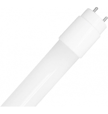 Tubo LED T8 Nano PC 1500 mm 22W-1920 lm. Conexión 2 laterales. Blanco Cálido