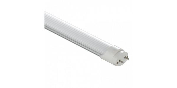 Tubo LED T8 18W Aluminio 120cm Mate