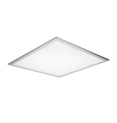 Panel LED 60 x 60. Marco Aluminio. Luz Natural