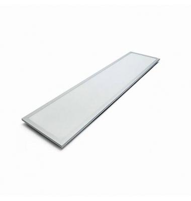 Panel LED 40W. 120 x 30. Marco Aluminio.