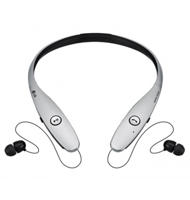 Auriculares Bluetooth Plata. LG HBS-900