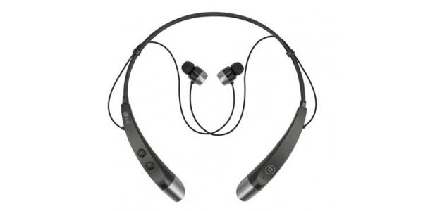 Auriculares Bluetooth Negro. LG HBS-500 Ageubk
