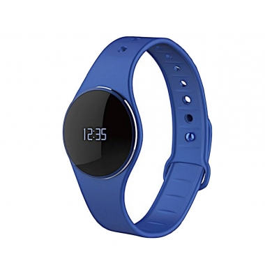 Pulsera de Actividad Táctil - Bluetooth. ZeCircle Thacker. Azul