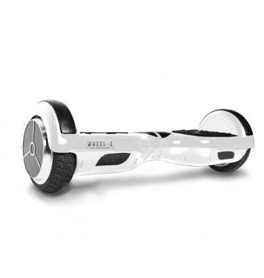 Monociclo - Scooter 6.5 Eléctrico. Blanco 12 Km/h.