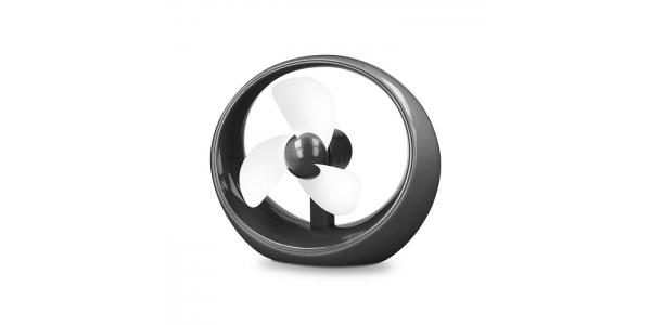 Ventilador Portátil Mini. 2 pilas AAA. Forever