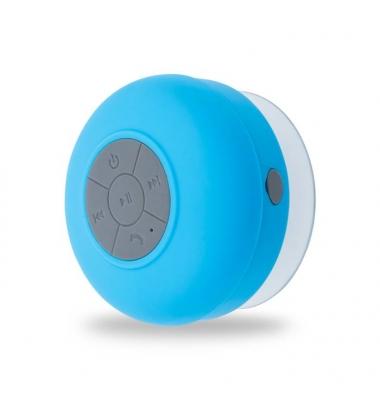 Altavoz Portátil Bluetooth 3.0. Besos-330 Forever. Azul