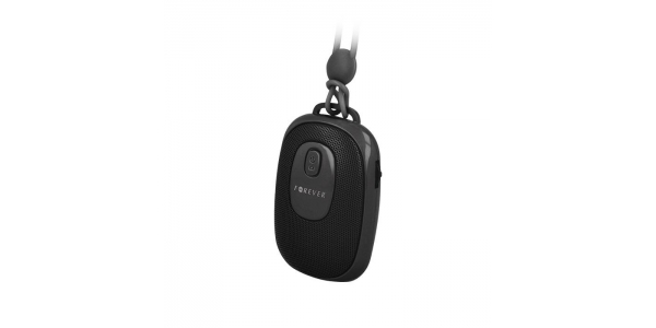 Altavoz Portátil Bluetooth - Inalámbrico. BS-110 Forever. Negro