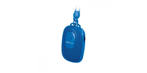Altavoz Portátil Bluetooth - Inalámbrico. BS-110 Forever. Azul